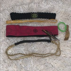 Hair bundle accessories